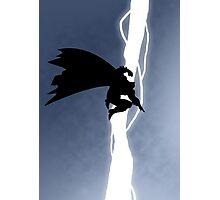 The Dark Knight Returns  Photographic Print