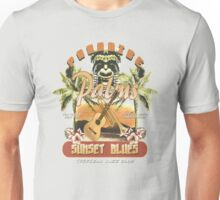 sunset blues Unisex T-Shirt