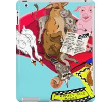 Carpet Taxi Ride iPad Case/Skin