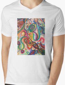 Inner Life #1 Mens V-Neck T-Shirt