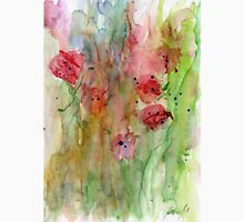 Red Flowers – Daily painting #742  Unisex T-Shirt