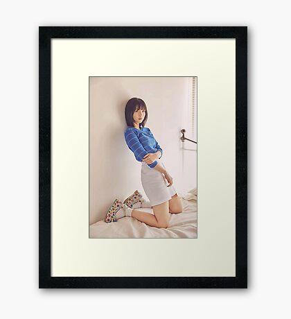 Binnie Framed Print