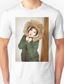 Kim Covered With Fur Unisex T-Shirt