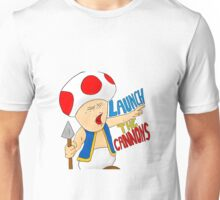 Launch the CANNONS! Unisex T-Shirt