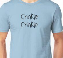 ABDL Diapers - Crinkle Crinkle Unisex T-Shirt