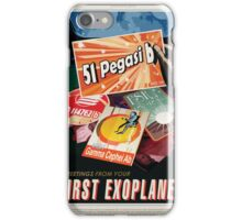 NASA Space Tourism - 51 Pegasi b iPhone Case/Skin
