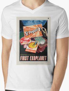 NASA Space Tourism - 51 Pegasi b Mens V-Neck T-Shirt
