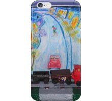 Train Diorama iPhone Case/Skin
