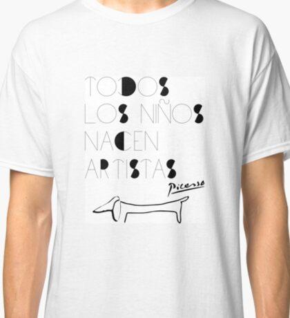 Pequeños Artistas Classic T-Shirt