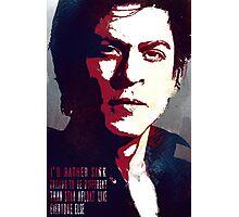 Shah Rukh Khan Photographic Print