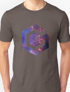 Galaxy Cube Unisex T-Shirt