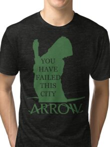 Arrow Hero 2 Tri-blend T-Shirt