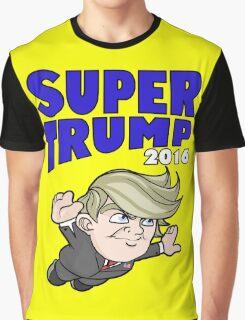 Donald Trump 2016 Graphic T-Shirt