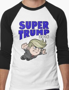 Donald Trump 2016 Men's Baseball ¾ T-Shirt