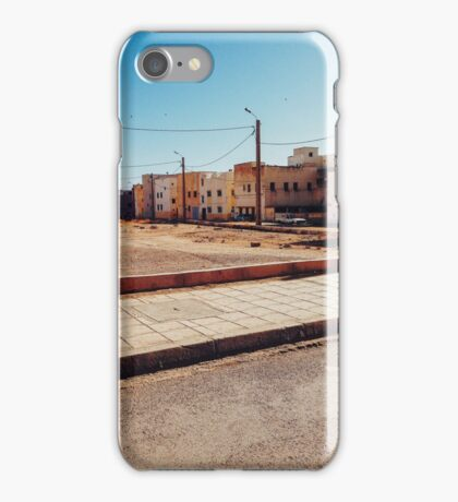 Moroccan Architecture iPhone Case/Skin