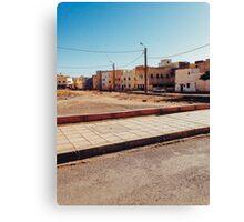 Moroccan Architecture Canvas Print
