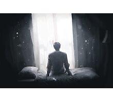 BTS JIN INU MV SCENE Photographic Print