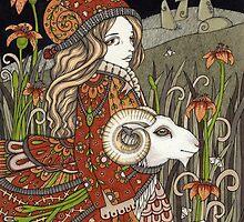 Aries by Anita Inverarity
