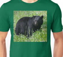 Bear in Deep Clover Unisex T-Shirt