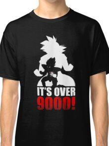 Goku and Vegeta : It's over 9000 Classic T-Shirt