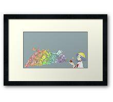 251 Pokemon Framed Print