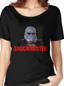 The Shockmaster Classic Wrestling Women's Relaxed Fit T-Shirt