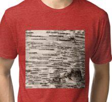 Birch Bark Tri-blend T-Shirt