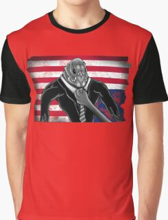 Cloverfield in the politics Graphic T-Shirt