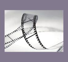 Spiral Film 35mm  Kids Tee
