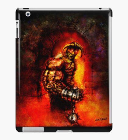 The Devil's Henchman iPad Case/Skin