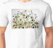 Floral garden party Unisex T-Shirt
