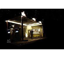 BTS RAP MONSTER INU MV SCENE Photographic Print