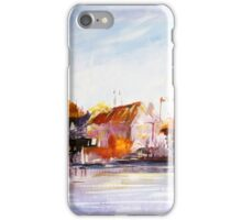 waterscape 2 iPhone Case/Skin