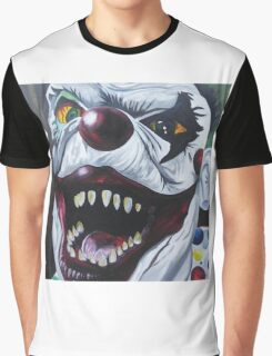 Send in The Clowns Graphic T-Shirt