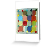 Ludo by Diego Manuel Greeting Card