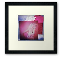 """Sunshine On A Cloudy Day"" Framed Print"