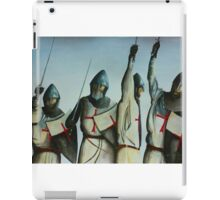 A Battle Won iPad Case/Skin
