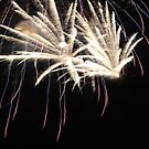 Fireworks abstract 27 2015 by marybedy