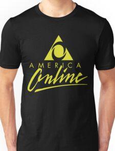 AOL shirt Unisex T-Shirt