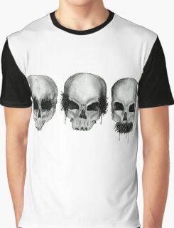 See no evil, hear no evil, speak no evil Graphic T-Shirt