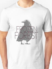 The Frozen Forest Unisex T-Shirt