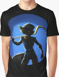 SLY COOPER THIEVES Graphic T-Shirt