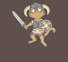 Littlest Khajiit Warrior Unisex T-Shirt