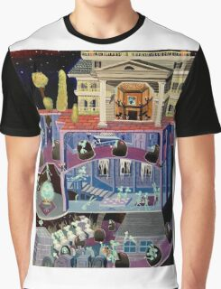 Haunted mansion inspired  Graphic T-Shirt