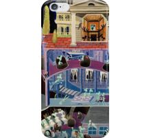Haunted mansion inspired  iPhone Case/Skin