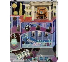 Haunted mansion inspired  iPad Case/Skin