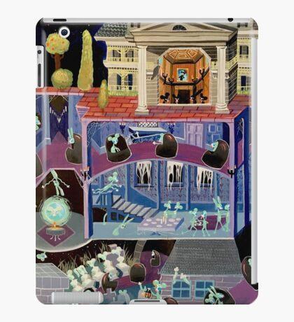 Haunted mansion inspired  iPad Case/Skin