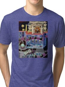 Haunted mansion inspired  Tri-blend T-Shirt