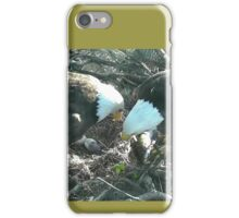 Eagles - Our National Bird  iPhone Case/Skin