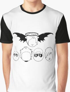 A7X Smiles Graphic T-Shirt